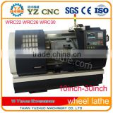 Hot New Products For 2016 alloy wheel cnc lathe machine