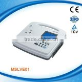 MSLVE01W Digital Portable veterinary ECG machine use in various animals