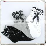 wholesale hot selling popular kids lace socks small MOQ