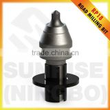 Asphalt grinder tungsten carbide road planning cutting milling bits