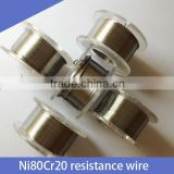 cheapest and insulated nichrome heating wire,Ni80Cr20 resistance wire