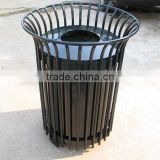 garbage bins waste container 32gallon.outdoor environmental waste bin,eco-friendly waste bin