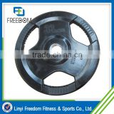Alibaba China Weightlifting Rubber Bumper Plate Set