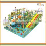 Guaranteed safe&fun commercial indoor baby foam playground