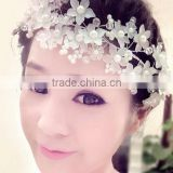 Flower Bridal Crystal Formal Wedding Headdress Headwear Hair Accessories