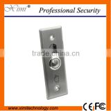 Emergency switch Button Stainless steel Panel For Door Access Controller Stainless Steel Wall Panels Exit Button