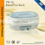 professional design paraffin wax heater for hand, depilatory wax heater, paraffin hand wax warmer