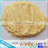 Chemical yellow lead oxide powder with SGS certificate                                                                         Quality Choice