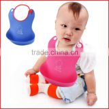 Anti-bacterial, washable, eco-friendly feature and infants & toddlers age group teething bib
