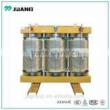11kv 22kv 33kv three 3 phase 80~2500 kva fire-proof environmental dry type power distribution transformer manufacturer