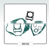 cylinder head gasket set for GN125 , motorcycle gasket set for GN125 , motorcycle cylinder head gask