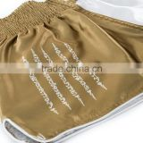 Thai Shorts Kick Boxing Satin Muay Thai Kick Boxing Shorts