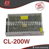 Professional LED switching Display Power supply 5v,40a,200w