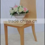 TDSM-CP-002-1 QVB JIANDE TONGDAOFFICE CHAIR BEECH VENEER PLYWOOD HPL VENEER PLYWOOD maple wood bentwood library chair