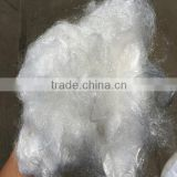 Nylon 6 fiber trilobal bright flat white