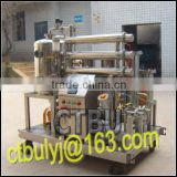 power turbine hydraulic oil reclaimation machine