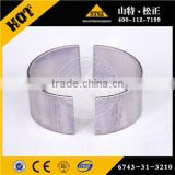 WA380-3 wheel loader engine parts bearing crank metal 6743-31-3210 machinery spare parts