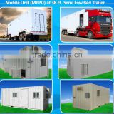 modular slaughter equipment poultry slaughter unit farm Machinery suit for small farm slaughter on your own farm