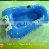 Inflatable water banana boat for kids