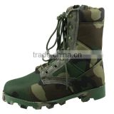 tactical boots camflage combat boots military and civil use boots high quality factory low price leather boots