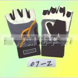 half finger batting glove