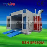 CE approved china supplier automotive paint manufacturers/paint booth filter/spray painting oven
