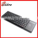 ultra slim mini bluetooth keyboard case with touchpad for ipad air class in many languages
