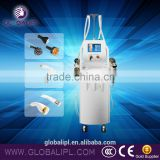 CE approved hot sale 7 handpieces anti-aging tripolar rf