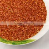 red millet bird and fish feed machine clean quality China origin
