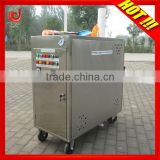 2013 mobile industry diesel hot water 380V portable water high pressure power washer electric