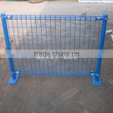 high quality powder coated double loop wire mesh metal garden Fencing/garden Double Circle Fence
