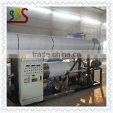 Fish Meal Production Line with CE certificate for processing leftovers like fish head and offals or small fresh fish