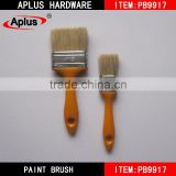 High quality wall painting tools soft bristles cheap paint brush set wall painting tools