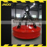 2015 remote control electric lifting magnet for scrap metal