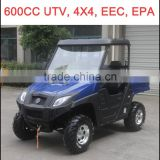 500CC/600CC UTV, CFMOTO Engine UTV, EPA, EEC UTV, 4x4 UTV, 4WD Utility Vehicle, 4 Wheel Drive UTV, Bench UTV, China Cheaper UTV.
