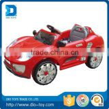 OEM baby carriage favors radio control baby ride on car made in China electric car for kids ride on