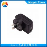 5V USB power adapter AU plug 500ma ,2500mA with Australian Certificate SAA/C-Tick/RCM Approval For Tablets PC, Andriod D