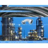DELIKON stainless steel liquid tight conduit and stainless steel liquid tight conduit connector are relied upon by leading petrochemical organisations for