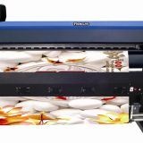 6 color printing Eco solvent printer machine