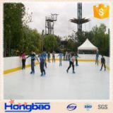 Customized uhmwpe/hdpe synthetic ice skating rinks skating floor board ice skates indoor and outdoor