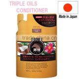 Japan Horse oil & Coconut oil & Camellia oil Hair Conditioner 400ml Wholesale