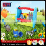 Meijin christmas series Kids Outdoor Toy Plastic Garden Tool Play Set
