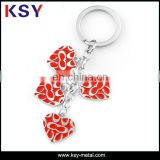 Hot sell custom keychain metal with engrave logo