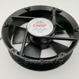 CNDF  2018 Enokay round Ball 22060 220x220x60mm ac axial cooling fan with 5 blades TA22060HBL-2