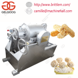 Easy and Simple Food Airflow Puffing Machine for Snack Making
