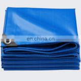 Strong Blue Waterproof Tarpaulin Ground Sheet Covers For Camping, Fishing, Gardening & Pets