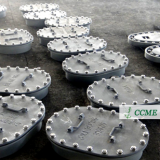 Marine manhole cover is suitable for ship watertight and oil tight manhole cover, comply with ISO5894. We designed the marine manhole cover according to GB/T5746, CB/T19-2001 AND ISO3903.  Material of marine manhole cover includes: steel, aluminum, stainl
