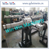 Electric Conduit LDPE Conical Twin Screw Extruder