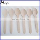 Wooden Forks/Knives/Spoon Engraved Disposable Wooden Tableware Set SPT013B