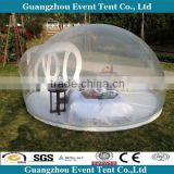 Beautiful garden shelter inflatable lawn tent for sale